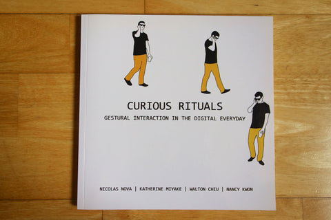 Curious Rituals: Gestural Interaction in the Digital Everyday