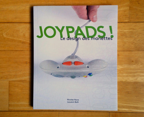 Joypads! Le design des manettes (French edition)