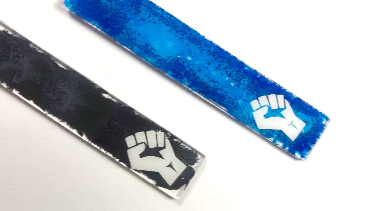 Black Lives Matter Bookmarks - Fist Of Power