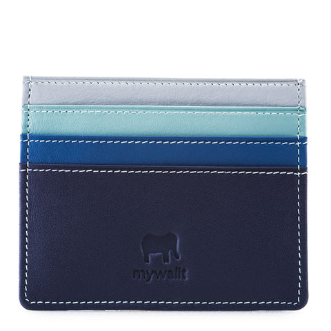 Mywalit Credit Card Holder – Denim