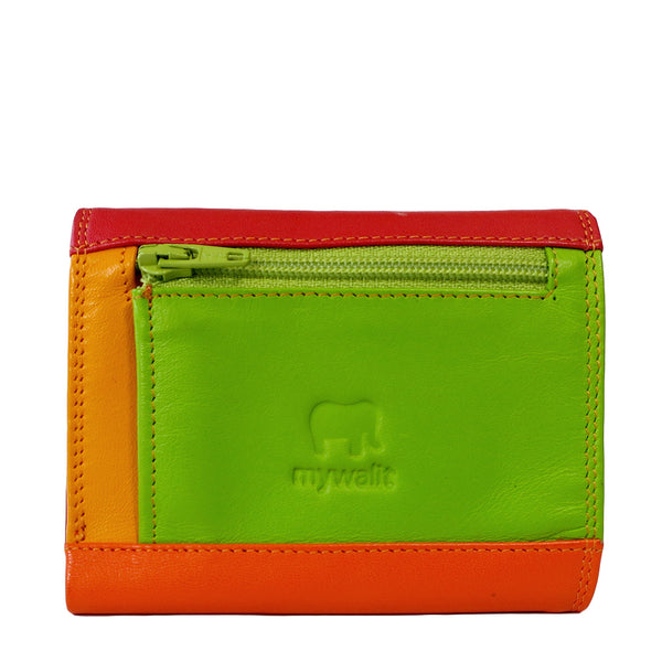 Mywalit Small Double Flap Wallet – Jamaica