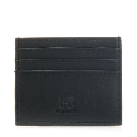 Mywalit Double Sided Credit Card Holder – Black