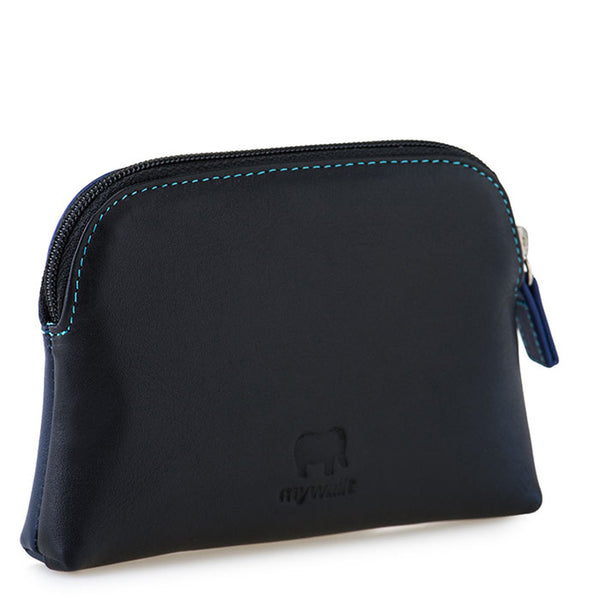 Mywalit Large Coin Purse – Black Pace