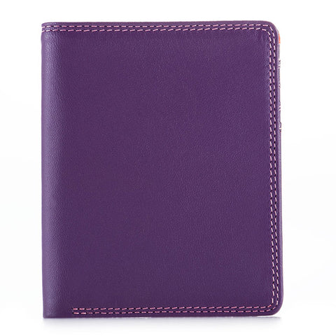 Mywalit Bi-fold Wallet with RFID – Purple