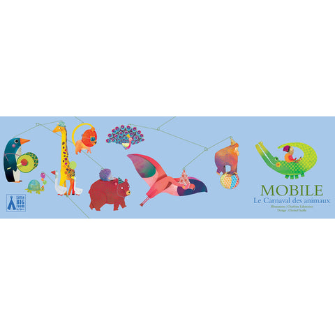 Carnival of Animals Mobile