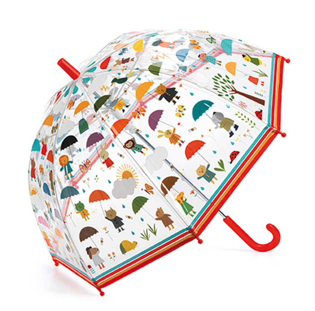 Under the Rain Kids Umbrella