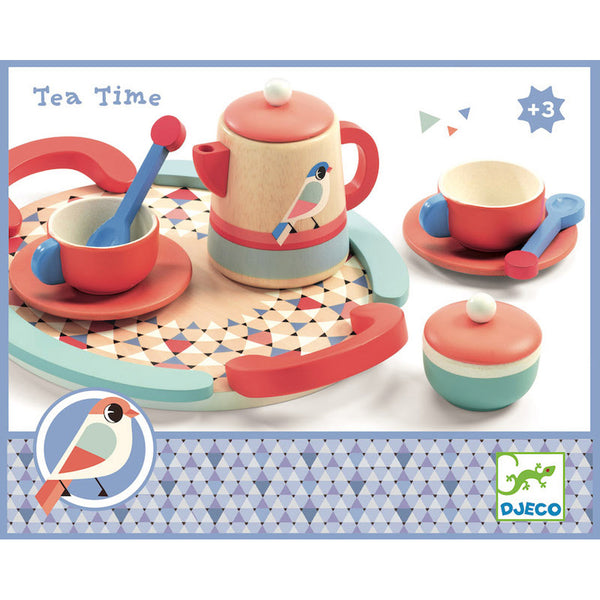 Tea Time Role Play Set