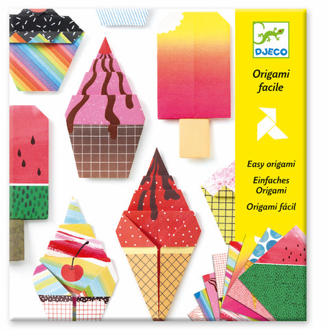 Sweet Treats Origami Craft Kit