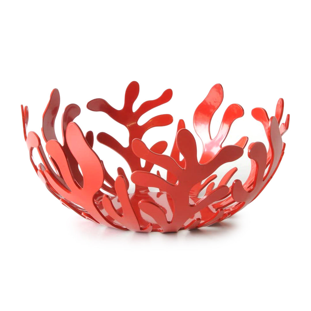 Alessi Mediterraneo Fruit Holder 25 cm – Red