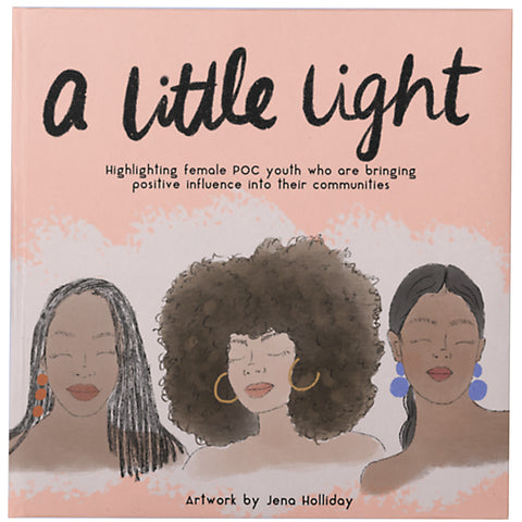 A Little Light – Art and Coloring Book