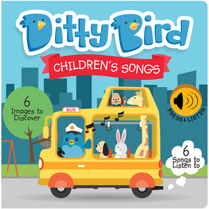 Ditty Bird: Children's Songs