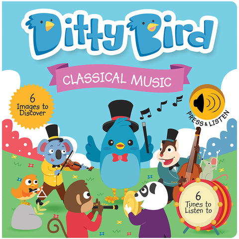 Ditty Bird: Classical Music