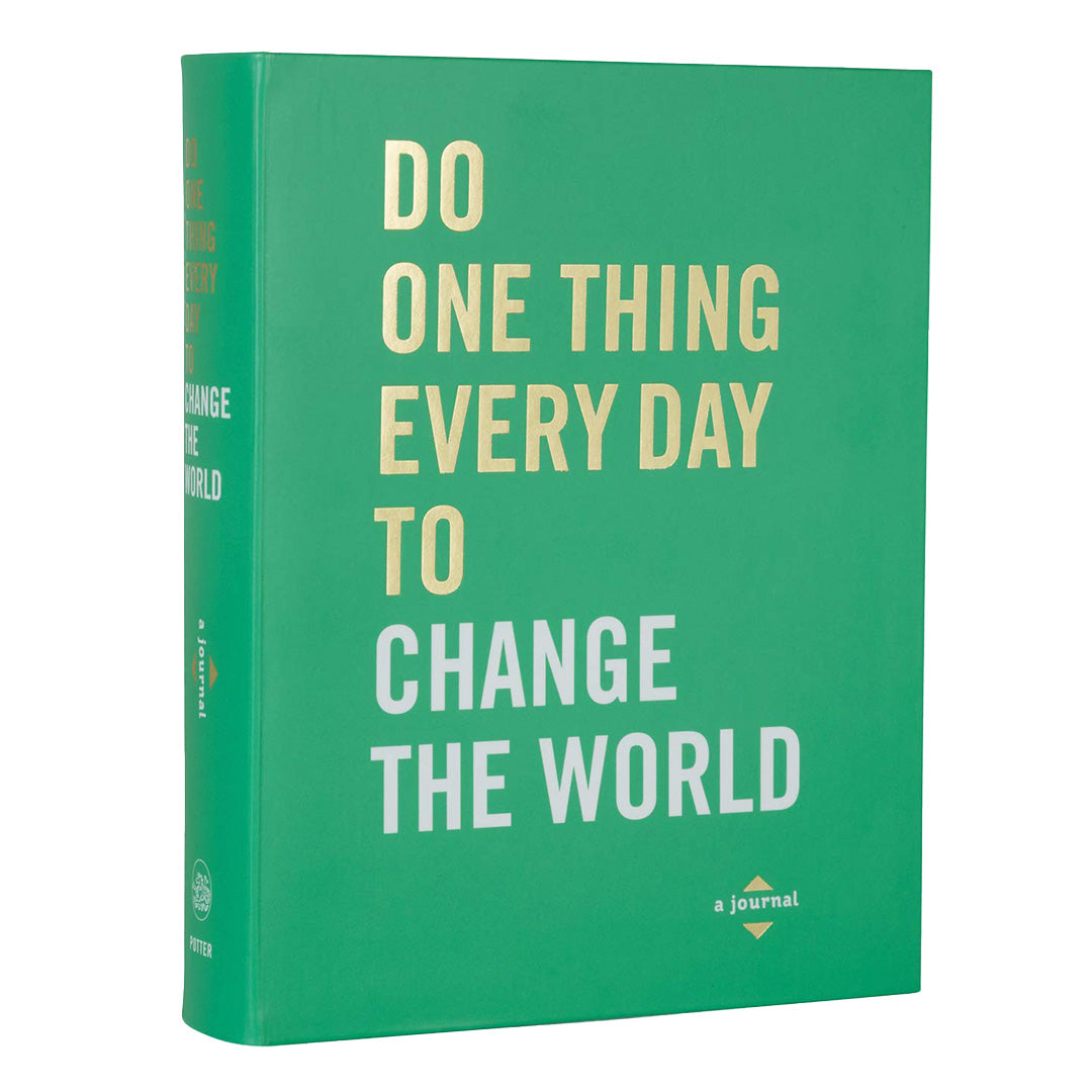 Do One Thing Every Day to Change the World: A Journal