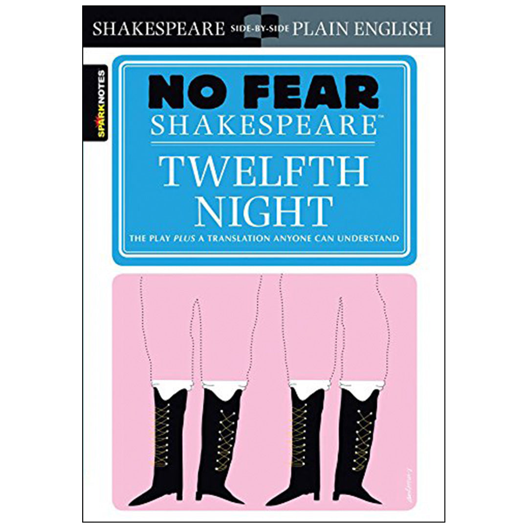 Twelfth Night – No Fear Shakespeare