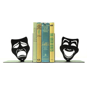 Comedy and Tragedy Bookends