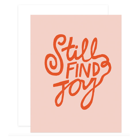Still Find Joy Card
