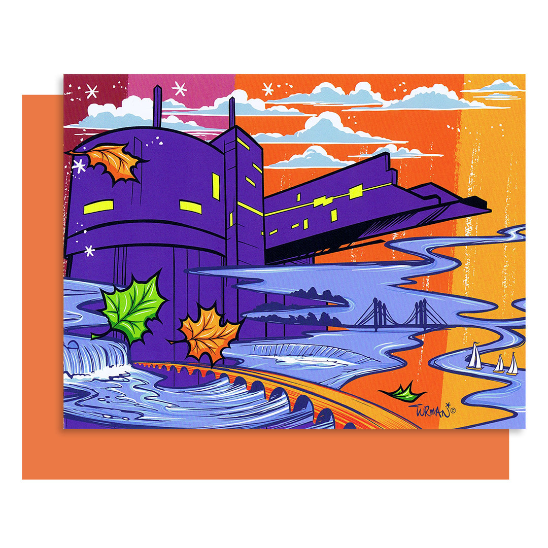 Adam Turman Guthrie Theater Card
