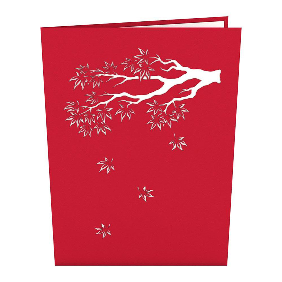 Lovepop 3D Card – Japanese Maple