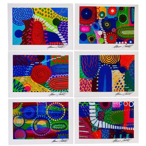 Marina Castillo Notecard – Set of 6