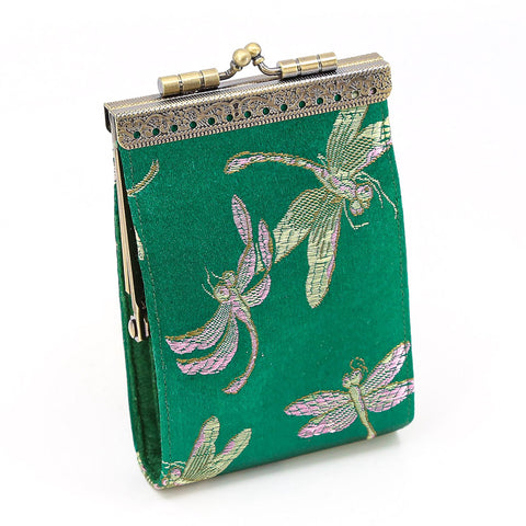 Cathayana Card Holder – Dragonfly