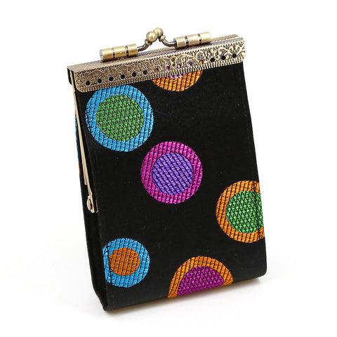 Cathayana Card Holder – Polka Dots
