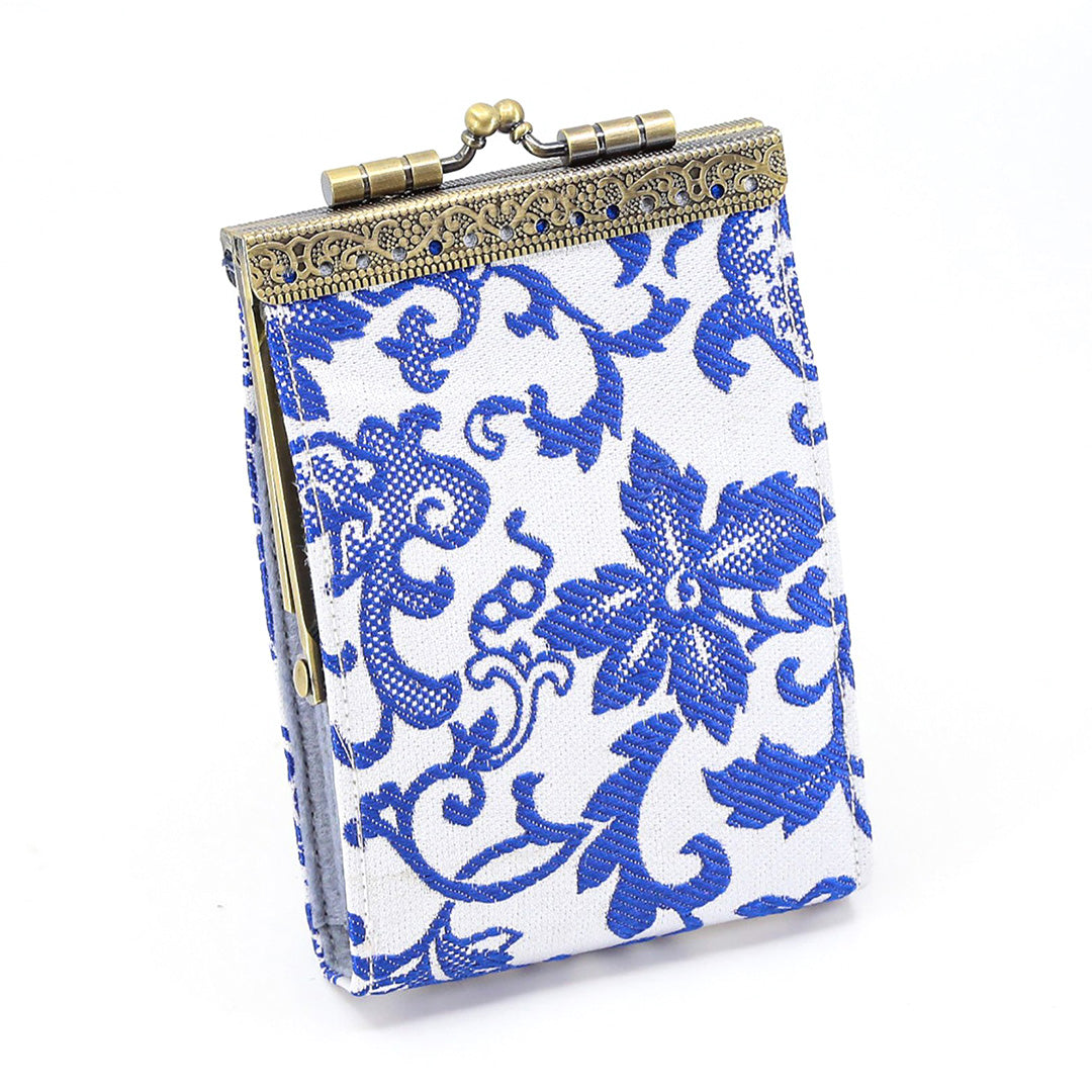 Cathayana Card Holder – Blue and White