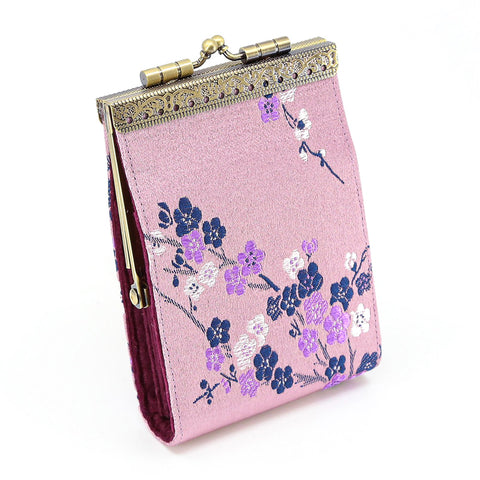 Cathayana Card Holder – Cherry Blossom