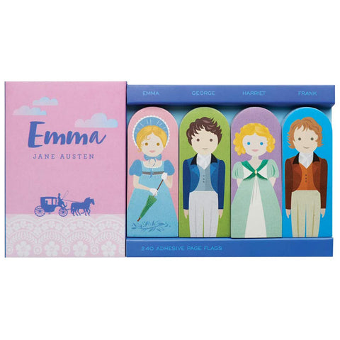 Emma By Jane Austen Page Flags