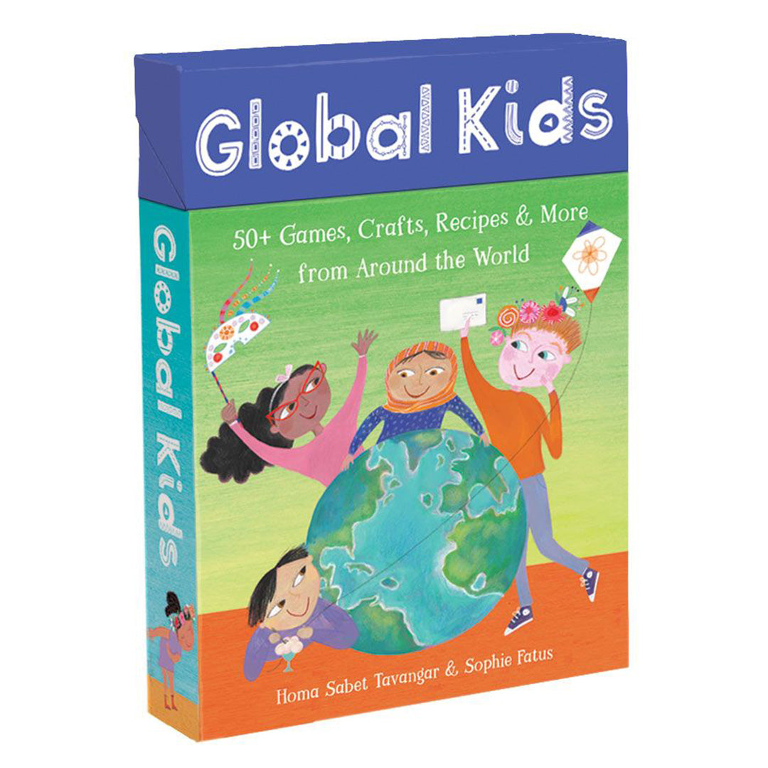 Global Kids: 50+ Games, Crafts, Recipes and More From Around the World
