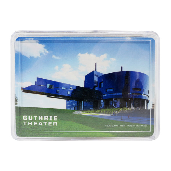 Guthrie Theater Playing Cards