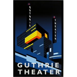 Guthrie LED Towers Print