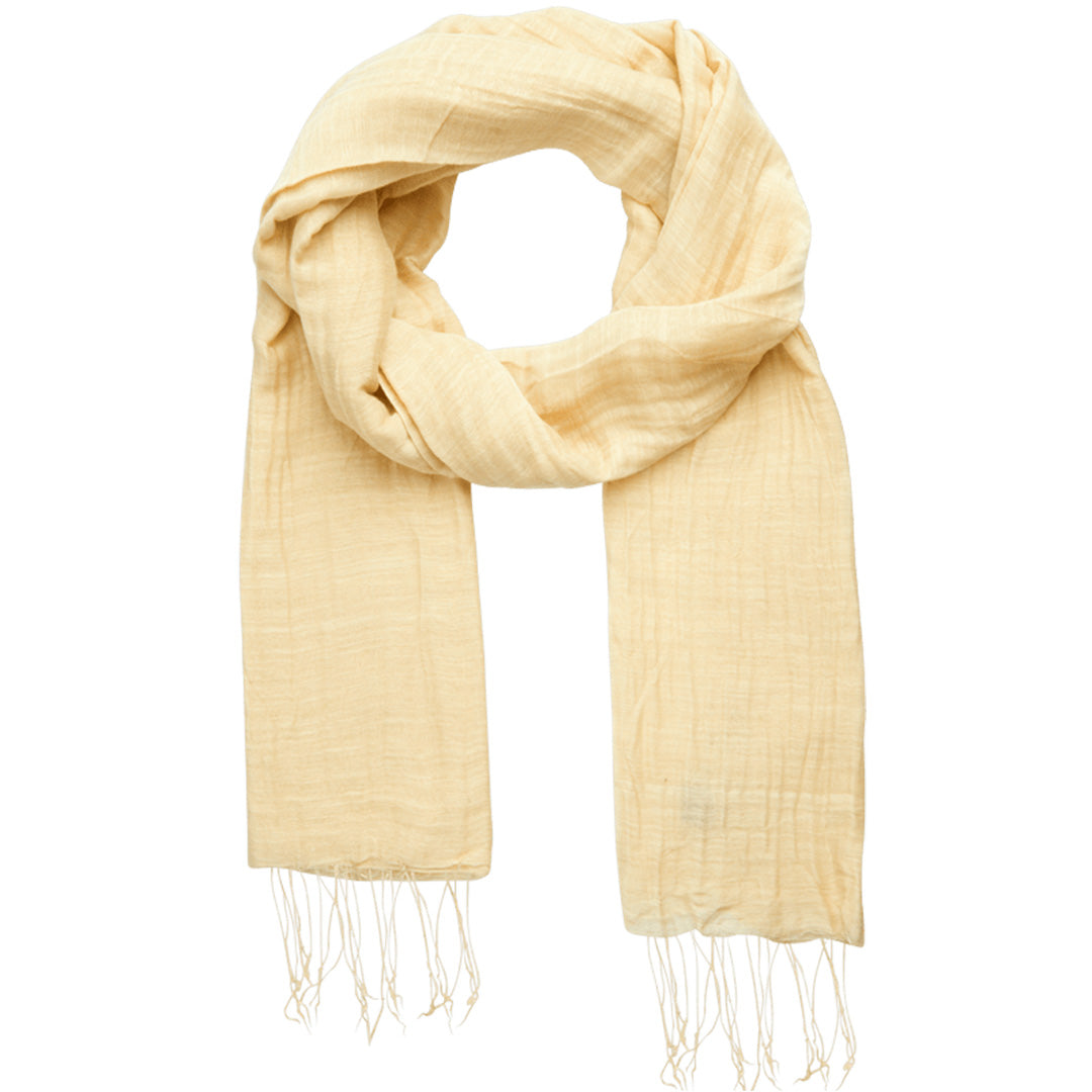 Marquet Fair Trade Shawl – Cream