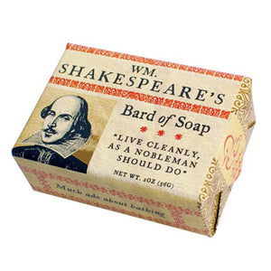 William Shakespeare's Bard of Soap