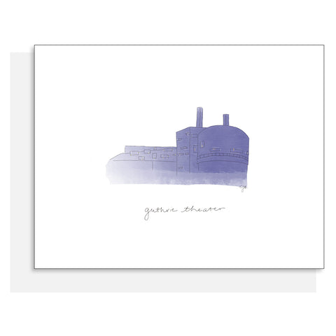 Taylor J. Bye Card – Guthrie Theater