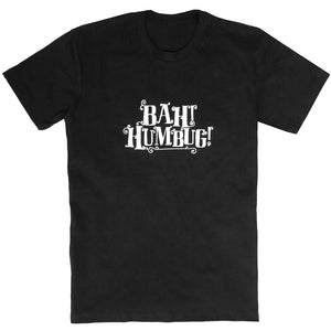 A Christmas Carol Bah! Humbug! Short Sleeve T-Shirt - Adult