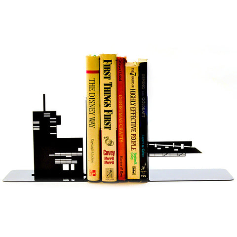 Guthrie Bookends