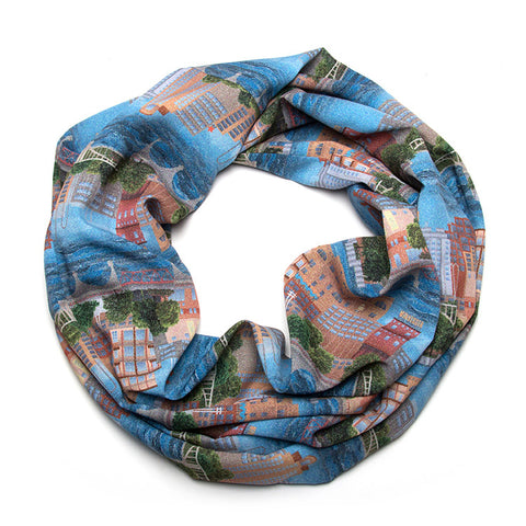 Guthrie Bridges Small Loop Scarf