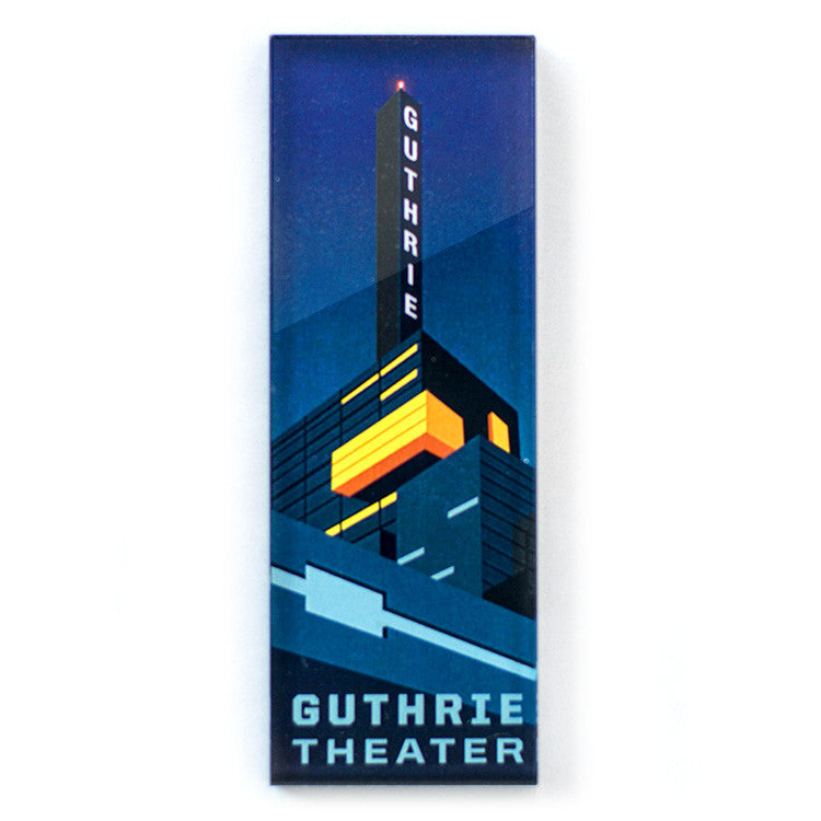 Guthrie LED Towers Magnet