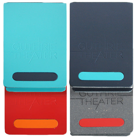 Guthrie Leather Memo Pad