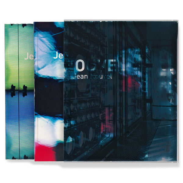 Jean Nouvel. Complete Works Collector's Edition