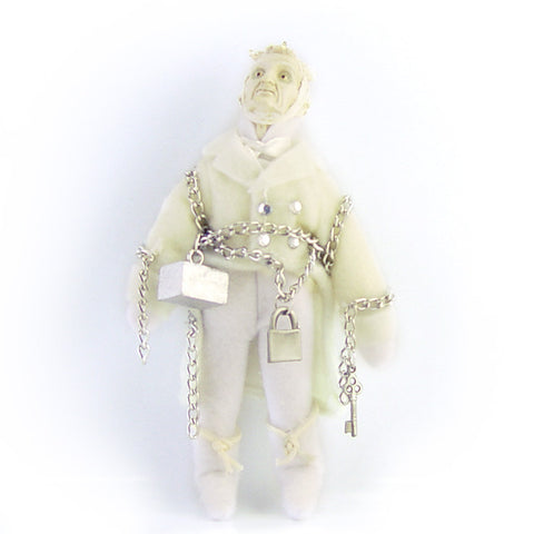 A Christmas Carol Ornament - Ghost of Jacob Marley
