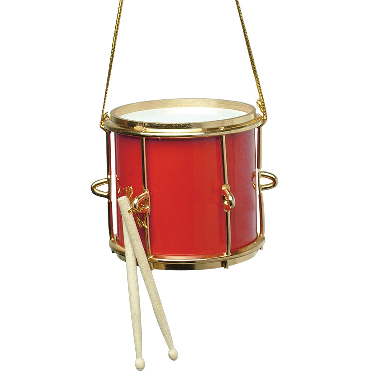 Marching Drum Ornament