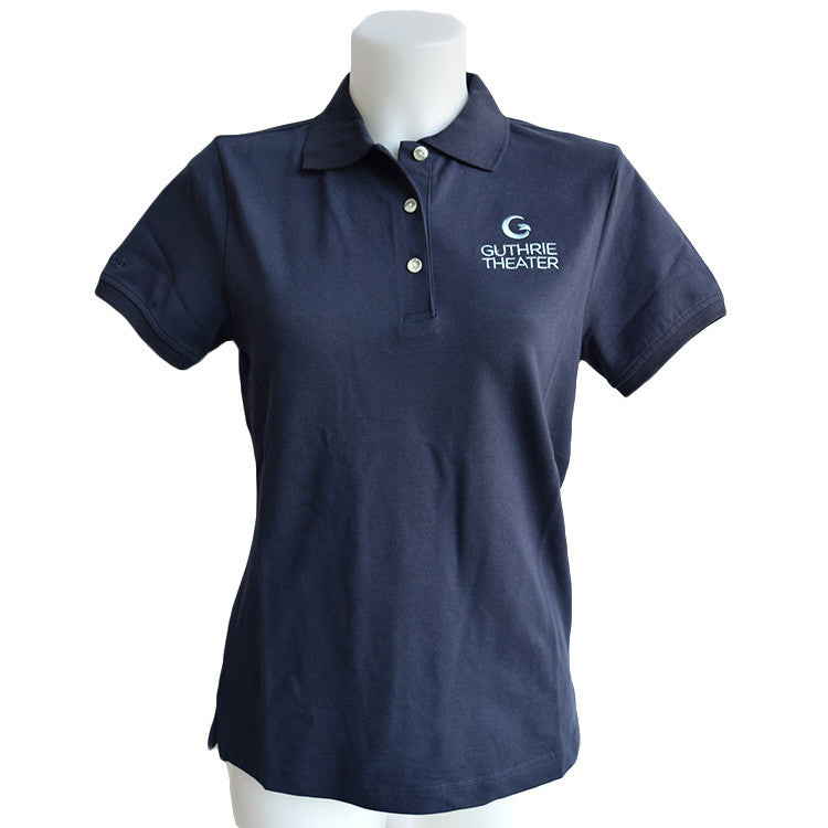 Guthrie Logo Fitted Polo - Adult