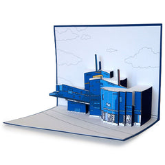 Guthrie Architecture Pop-Up Card