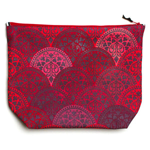 Decked Out Zipper Bag Large