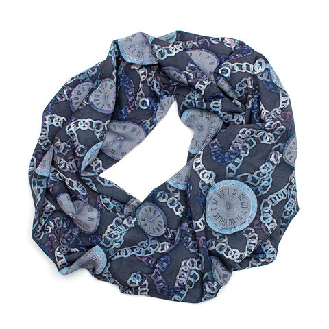 Timeless Small Loop Scarf