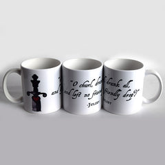 Romeo and Juliet Mug