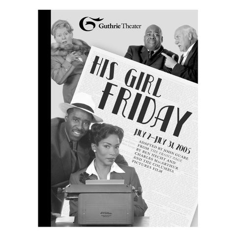 His Girl Friday script