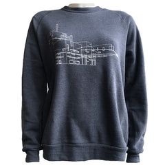 Guthrie Building Long Sleeve Sweatshirt - Adult