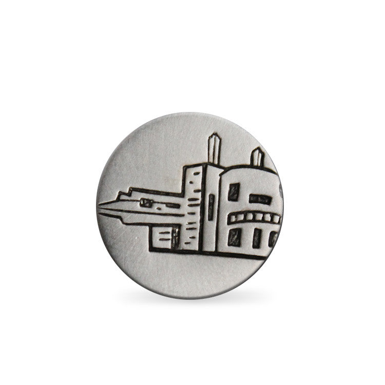 Guthrie Building Tie Tack/Lapel Pin